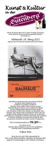 Bauhaus a