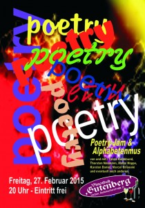 Poetry-Flyer klein