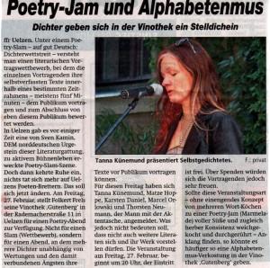 Poetry UeA