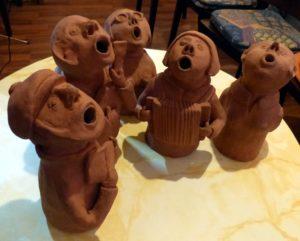 abgewandelte version von teddybär eins vier